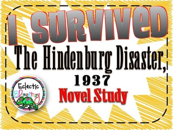 I Survived the Hindenburg Disaster, 1937 Mega Pack