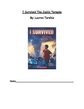 I Survived the Joplin Tornado of 2011