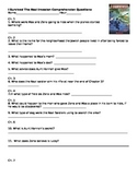 I Survived the Nazi Invasion, 1944 Comprehension Questions