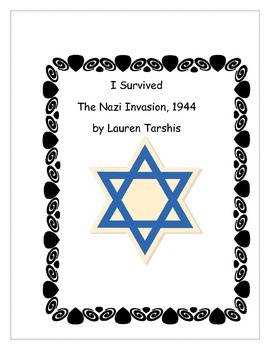 I Survived the Nazi Invasion, 1944 Vocabulary and Questions