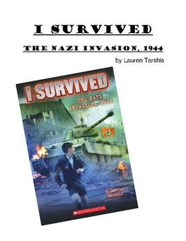 I Survived the Nazi Invasion Book Study