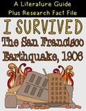 I Survived the San Francisco Earthquake 1906 Literature Guide