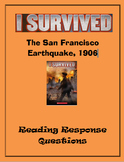 I Survived the San Francisco Earthquake ... Reading Respon