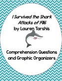 I Survived the Shark Attacks of 1916 Comprehension Questions
