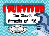I Survived the Shark Attacks of 1916 Mega Pack
