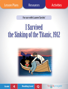 I Survived the Sinking of the Titanic, 1912 Book Club - Sequence of Events