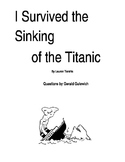 I Survived the Sinking of the Titanic Core Literature