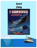I Survived the Sinking of the Titanic Novel Study
