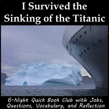 I Survived the Sinking of the Titanic - Book Club