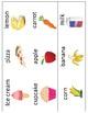 I Taste Mini Books Template - with Vocabulary Cards - 5 Senses