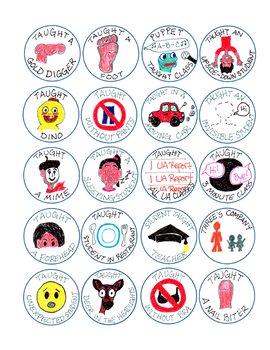 I Taught....Badges