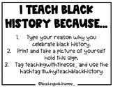 I Teach Black History