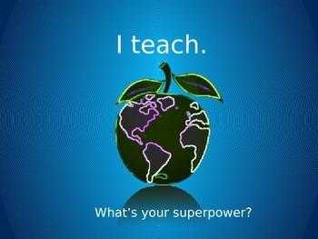 I Teach Sign