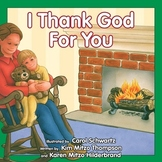 I Thank God for You Read-Along eBook & Audio Track