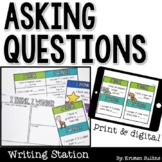 I Think, I Wonder Writing Station