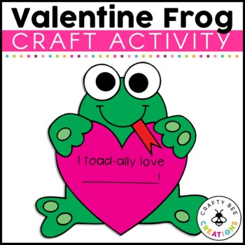 I Toadally Love You Cut and Paste