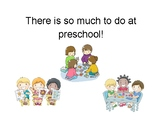 I Try New Things at Preschool