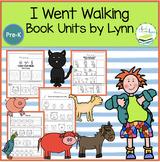 I WENT WALKING BOOK UNIT
