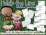 I Walk the Line: Types of Lines Mini Unit
