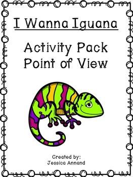 I Wanna Iguana 2.RL.6 Point of View Activity Pack