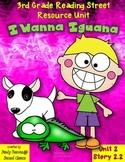 I Wanna Iguana 3rd Grade Reading Street Resource Packet Unit 2 Story 2