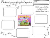 I Wanna Iguana Graphic Organizer
