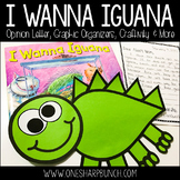 I Wanna Iguana  - Opinion Writing