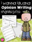 I Wanna Iguana Opinion and Point of View Organizers {Freebie!}