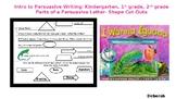 I Wanna Iguana: Persuasive Writing Mini Lesson