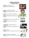 I Wanna Iguana Reading Street vocabulary