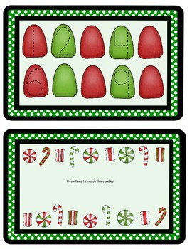 Candy Themed Math Cards (FREE)