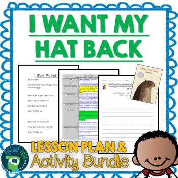 I Want My Hat Back by Jon Klassen Bundle in English and Spanish