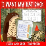 I Want My Hat Back by Jon Klassen Lesson and Book Companion - Distance Learning