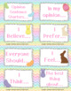 I Want To Be The Easter Bunny! A Persuasive Writing Craftivity
