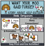 I Want Your Moo Literacy Centers for Emergent Readers
