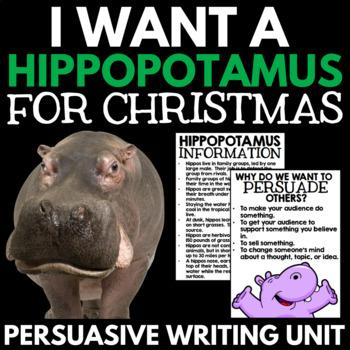 Christmas Writing