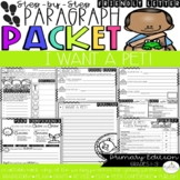 I Want a Pet! Persuasive Letter Paragraph Packet