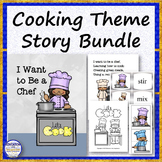 #SPEDCHRISTMAS1 Cooking Theme Story Bundle
