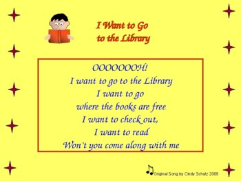Library song