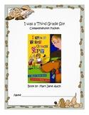 I Was a Third Grade Spy Comprehension Packet