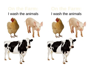 I Wash On the Farm