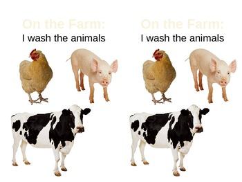 I Wash On the Farm