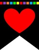 I (We) Heart Art Banner