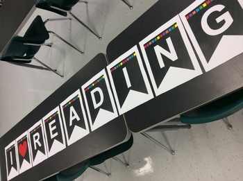 I (We) Love/Heart Reading Banner