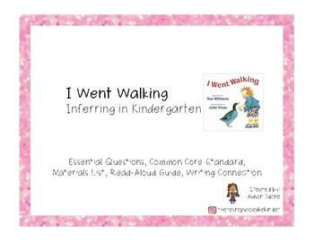 I Went Walking- Inferring/Predictions