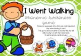 I Went Walking - Phonemic Awareness Game