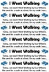 I Went Walking by Sue Williams: After Reading Activity Header