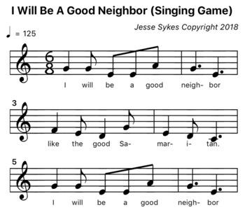 I Will Be a Good Neighbor