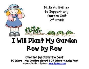 I Will Grow My Garden Row by Row - ARRAYS