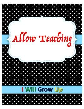 I Will Grow Up